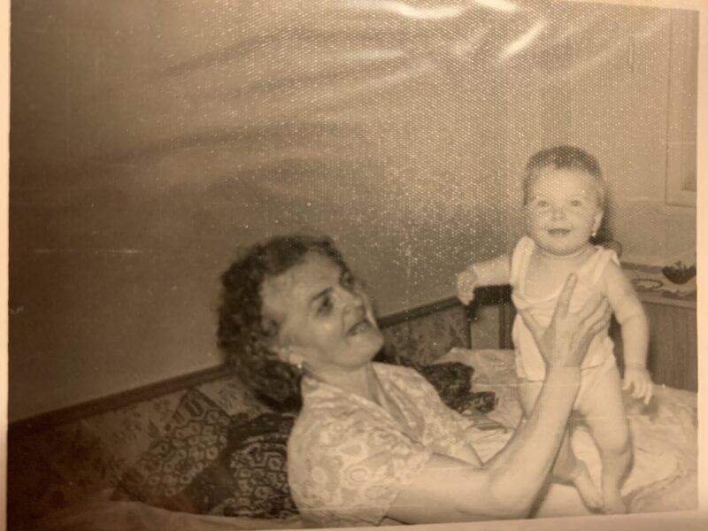 draga bunica dear granny